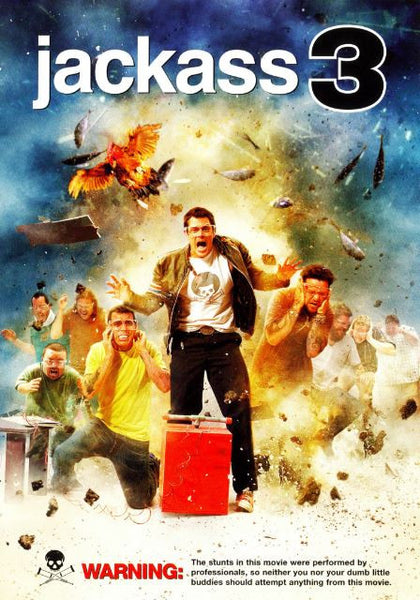 JACKASS 3 DIGITAL COPY MOVIE CODE