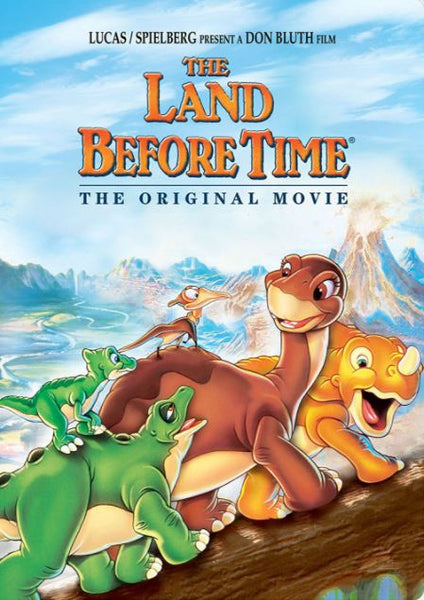 THE LAND BEFORE TIME THE ORIGINAL MOVIE HD iTunes DIGITAL COPY MOVIE CODE