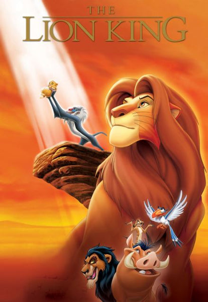 LION KING (THE) DISNEY HD MA or HD DC DIGITAL COPY MOVIE CODE w 150 DMR (READ DESCRIPTION FOR REDEMPTION SITE/INFO) USA CANADA