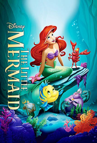 LITTLE MERMAID (THE) DISNEY HD iTunes DIGITAL COPY MOVIE CODE w 150 DMR POINTS (READ DESCRIPTION FOR REDEMPTION SITE/STEP/INFO) USA CANADA