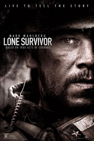 LONE SURVIVOR HDX UV ULTRAVIOLET DIGITAL MOVIE CODE