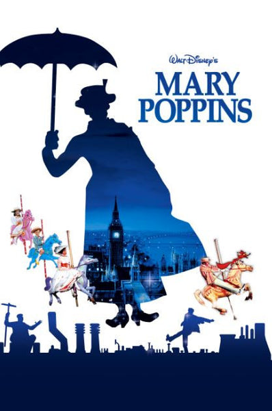 MARY POPPINS DISNEY HD VUDU, HD MOVIES ANYWHERE, HD FANDANGO, HD iTunes DIGITAL COPY MOVIE CODE (READ DESCRIPTION FOR REDEMPTION INFO) USA CANADA