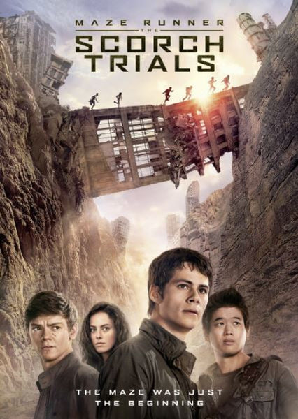 MAZE RUNNER THE SCORCH TRIALS HD iTunes (USA) / HD GOOGLE PLAY or HD iTunes (CANADA) DIGITAL COPY MOVIE CODE (USA CLIENTS READ DESCRIPTION FOR REDEMPTION SITE/STEP/INFO)
