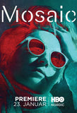 MOSAIC HBO COMPLETE 6 PART SERIES HD iTunes DIGITAL COPY MOVIE CODE