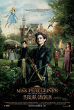 MISS PEREGRINES HOME FOR PECULIAR CHILDREN HD iTunes DIGITAL COPY MOVIE CODE