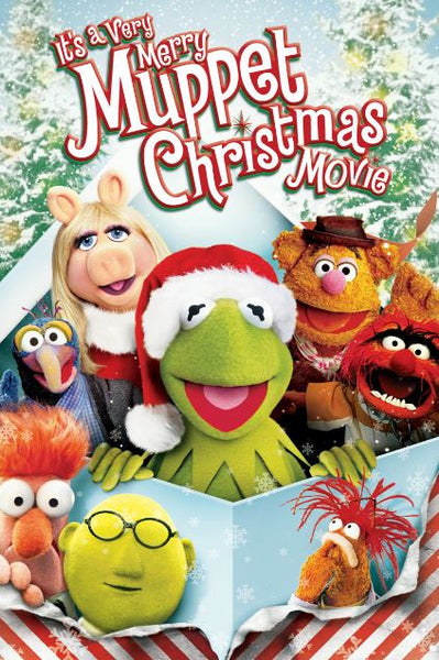 IT'S A VERY MERRY MUPPET CHRISTMAS MOVIE HDX UV ULTRAVIOLET DIGITAL MOVIE CODE