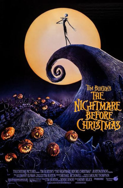 NIGHTMARE BEFORE CHRISTMAS HD DMA DISNEY MOVIES ANYWHERE w 200 DMR POINTS - USA ONLY