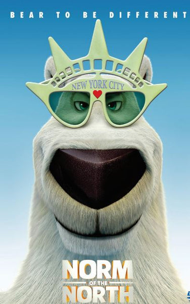 NORM OF THE NORTH HD iTunes DIGITAL COPY MOVIE CODE