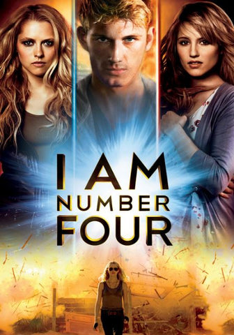 I AM NUMBER FOUR XML DIGITAL COPY MOVIE CODE