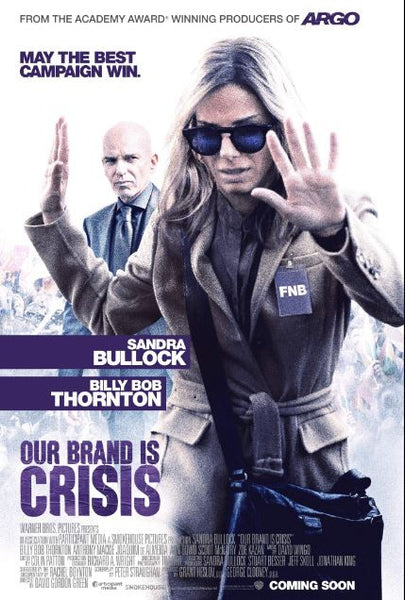 OUR BRAND IS CRISIS HDX MOVIES ANYWHERE DIGITAL COPY MOVIE CODE (READ DESCRIPTION FOR REDEMPTION SITE) USA