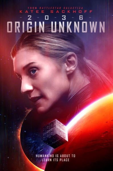 2036 ORIGIN UNKNOWN HD GOOGLE PLAY DIGITAL COPY MOVIE CODE