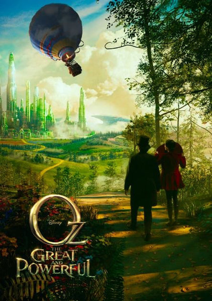 DISNEY OZ THE GREAT AND POWERFUL HD DMA DISNEY MOVIES ANYWHERE or DC DIGITAL COPY MOVIE CODE