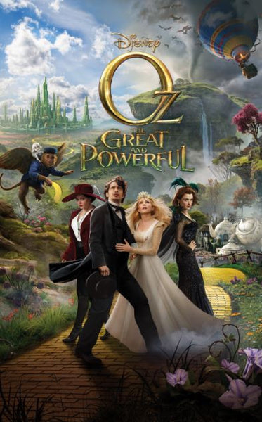 DISNEY OZ THE GREAT AND POWERFUL HD DC DIGITAL COPY MOVIE CODE