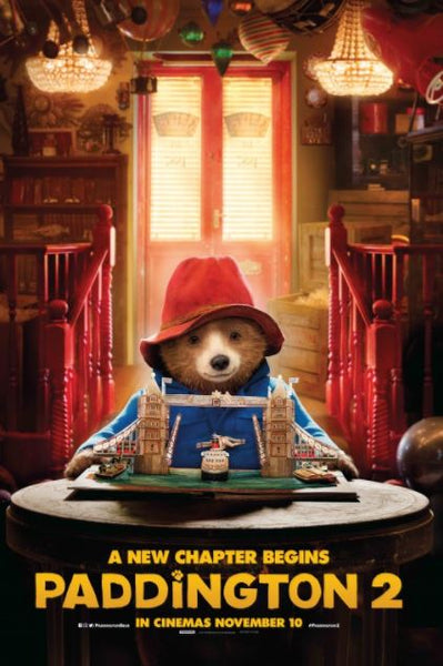 PADDINGTON 2 HDX UV ULTRAVIOLET DIGITAL MOVIE CODE