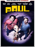 PAUL UNRATED HD iTunes DIGITAL COPY MOVIE CODE ONLY - USA CANADA