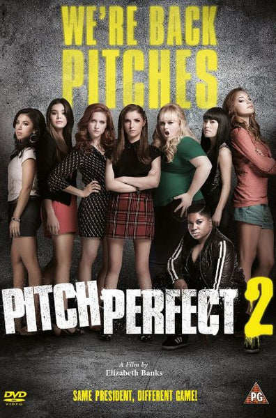 PITCH PERFECT 2 HDX UV ULTRAVIOLET DIGITAL MOVIE CODE