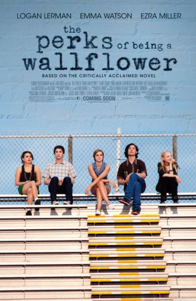 THE PERKS OF BEING A WALLFLOWER HD iTunes DIGITAL COPY MOVIE CODE ONLY - USA