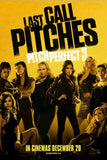 PITCH PERFECT 3 HDX UV ULTRAVIOLET DIGITAL MOVIE CODE ONLY - USA CANADA