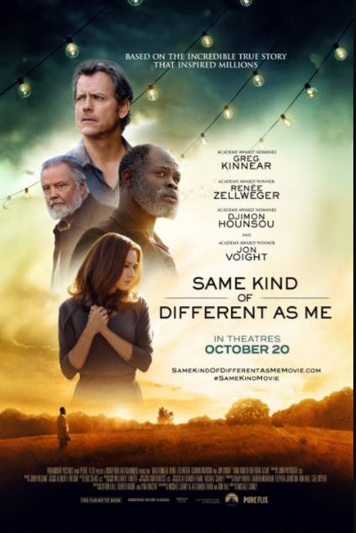 SAME KIND OF DIFFERENT AS ME HD iTunes DIGITAL COPY MOVIE CODE
