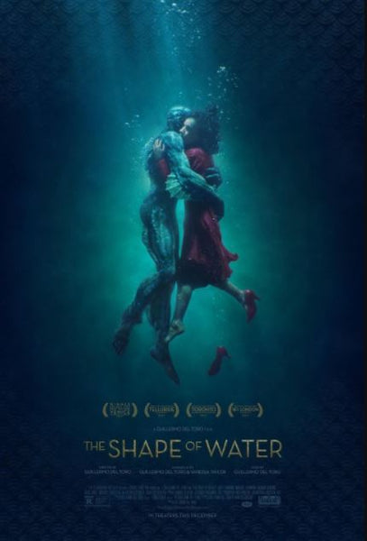 THE SHAPE OF WATER (2017 BEST PICTURE WINNER)