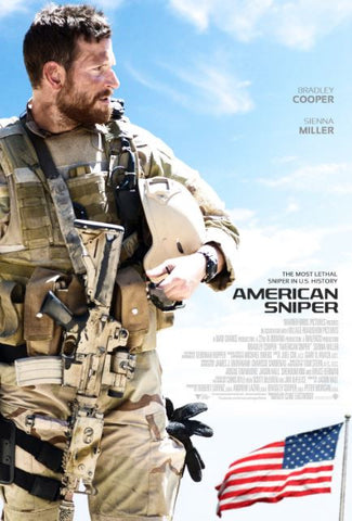 AMERICAN SNIPER HD UV ULTRAVIOLET DIGITAL MOVIE CODE