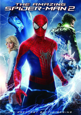 MARVEL THE AMAZING SPIDER-MAN 2 SD UV ULTRAVIOLET DIGITAL MOVIE CODE
