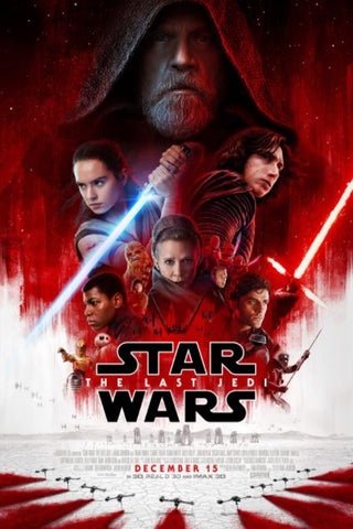 STAR WARS THE LAST JEDI HD DC DISNEY DIGITAL MOVIE CODE