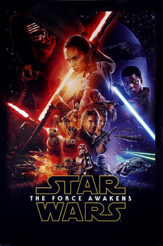 STAR WARS THE FORCE AWAKENS HD DMA DISNEY MOVIES ANYWHERE or DC DIGITAL COPY MOVIE CODE