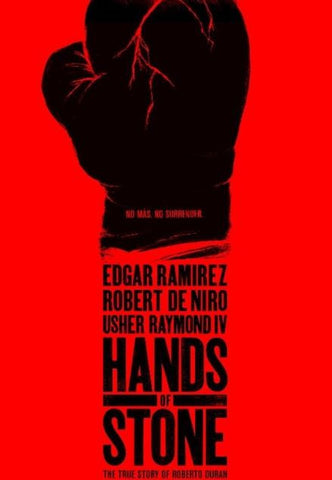 HANDS OF STONE HD iTunes DIGITAL COPY MOVIE CODE - MUST HAVE A VALID CANADIAN iTunes ACCOUNT TO REDEEM