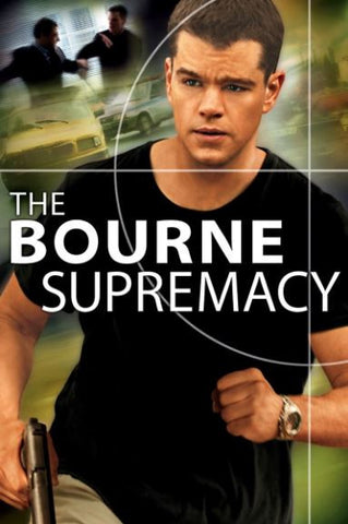 BOURNE SUPREMACY (THE) HD iTunes DIGITAL COPY MOVIE CODE ONLY - USA CANADA