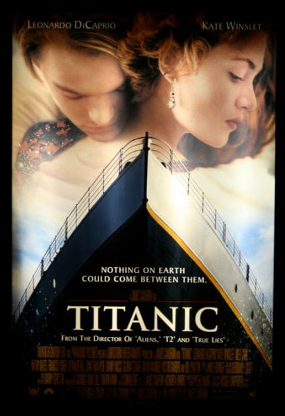 TITANIC iTunes DIGITAL COPY MOVIE CODE