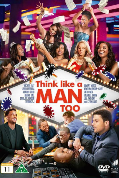 THINK LIKE A MAN TOO SD UV ULTRAVIOLET DIGITAL MOVIE CODE