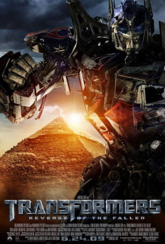 TRANSFORMERS REVENGE OF THE FALLEN HD iTunes DIGITAL COPY MOVIE CODE ONLY - USA CANADA