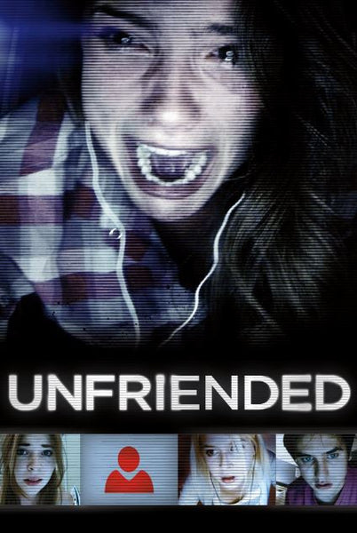 UNFRIENDED HDX UV ULTRAVIOLET DIGITAL MOVIE CODE
