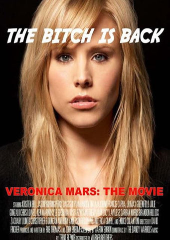 VERONICA MARS HDX UV ULTRAVIOLET DIGITAL MOVIE CODE