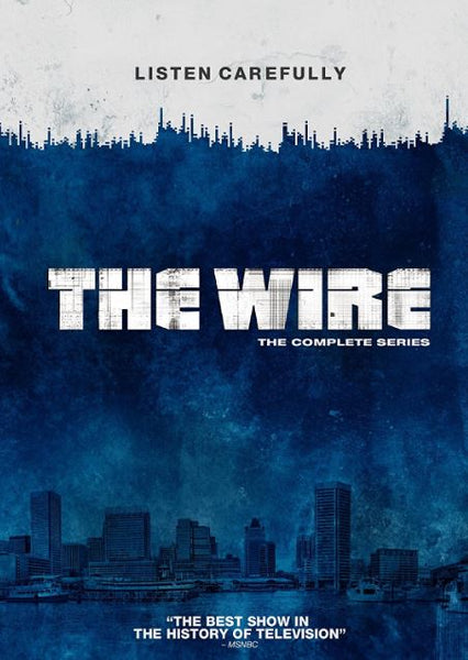THE WIRE HBO COMPLETE SERIES COLLECTION HDX UV ULTRAVIOLET DIGITAL MOVIE CODE