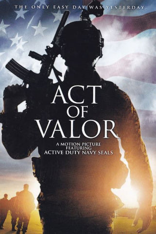 ACT OF VALOR SD iTunes DIGITAL COPY MOVIE CODE