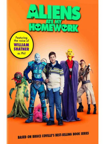 ALIENS ATE MY HOMEWORK HD UV ULTRAVIOLET DIGITAL MOVIE CODE