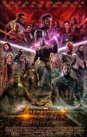 AVENGERS INFINITY WAR HD DISNEY DIGITAL MOVIE CODE