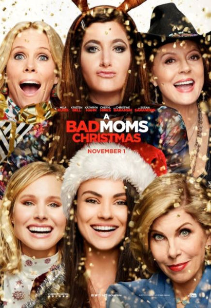 A BAD MOMS CHRISTMAS HD iTunes DIGITAL COPY MOVIE CODE