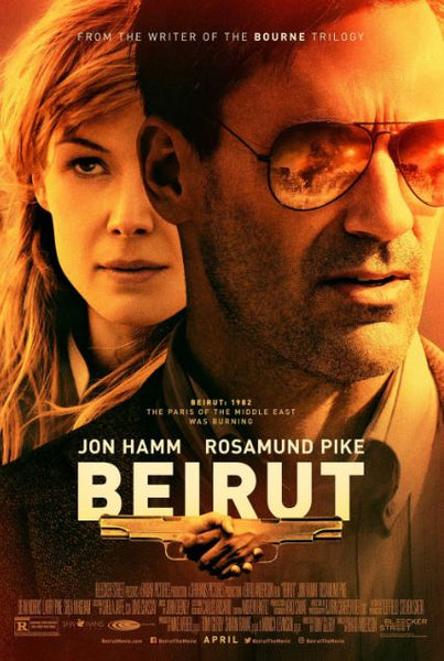 BEIRUT HD iTunes DIGITAL COPY MOVIE CODE - MUST HAVE A VALID CANADIAN iTunes ACCOUNT TO REDEEM