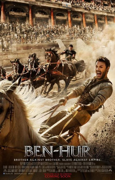 BEN HUR HDX UV ULTRAVIOLET DIGITAL MOVIE CODE