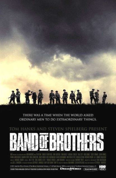 BAND OF BROTHERS HBO COMPLETE 10 PART SERIES HD GOOGLE PLAY DIGITAL COPY MOVIE CODE ONLY (READ THE DESCRIPTION FOR REDEMPTION SITE) USA