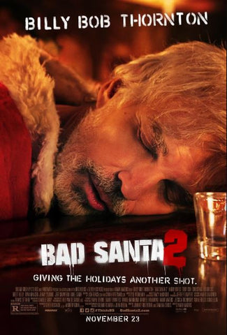 BAD SANTA 2 HD iTunes DIGITAL COPY MOVIE CODE