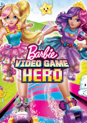 BARBIE VIDEO GAME HERO HD iTunes DIGITAL COPY MOVIE CODE