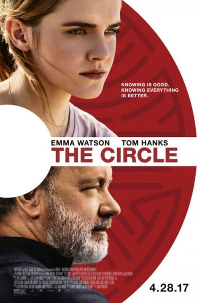 THE CIRCLE HD iTunes DIGITAL COPY MOVIE CODE