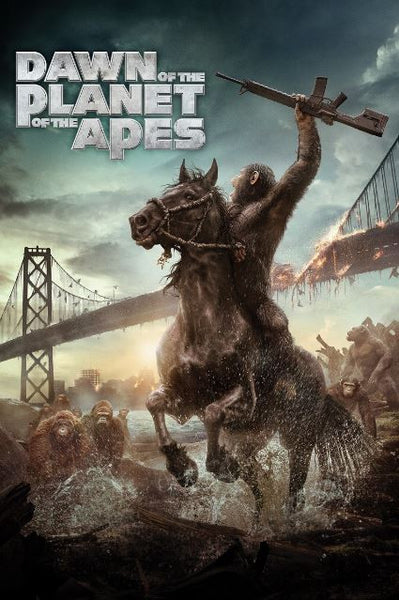 DAWN OF THE PLANET OF THE APES HDX UV ULTRAVIOLET or HD iTunes DIGITAL COPY MOVIE CODE