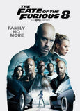 FATE OF THE FURIOUS 8 (THE) FAST AND FURIOUS 8 EXTENDED DIRECTORS CUT / THEATRICAL 4K UHD 4K iTunes DIGITAL COPY MOVIE CODE ONLY (DIRECT INTO ITUNES) USA CANADA