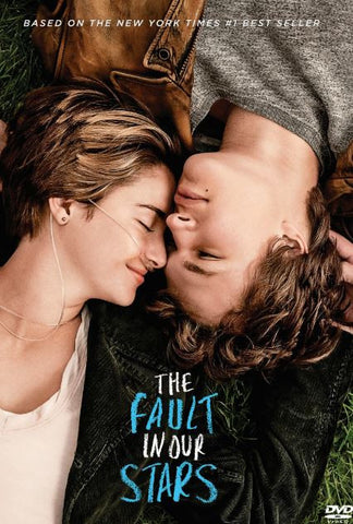 THE FAULT IN OUR STARS HDX UV ULTRAVIOLET DIGITAL MOVIE CODE or iTunes DIGITAL COPY CODE