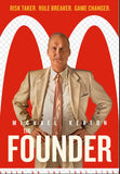THE FOUNDER HD iTunes DIGITAL COPY MOVIE CODE